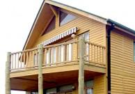 Защита и окраски деревянного дома. Пропитка лазурь для дерева, для деревянных поверхностей