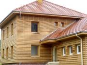 Пропитка для дерева, лазурь водная. Окрашивание деревянного дома и защита