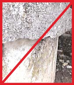 Mineralissant Guard восстановление разрушающихся стен и фасадов. Восстановитель и кристаллизатор поверхности