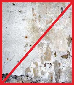 Mineralissant Guard Сушка стены, остановка выступов влаги, капиллярных поднятий