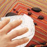 Удаление пятен на ткани легко. Защита от пятен